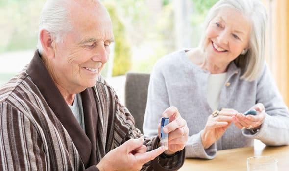 كبر العمر أحد عوامل الخطر لمرض السكريّ
