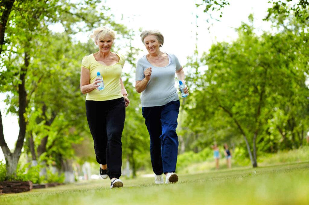 سيدتان تركضان من أجل علاج نهائي لمرض السكريّ