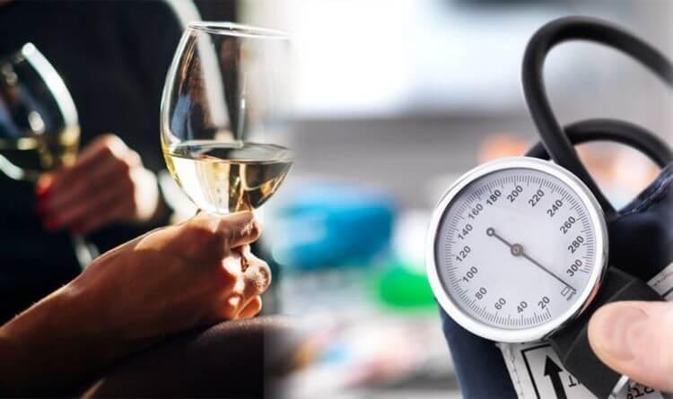 الكحوليات من أسباب ارتفاع ضغط الدم