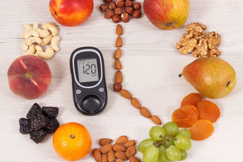 ما هو النظام الغذائي لمريض السكر